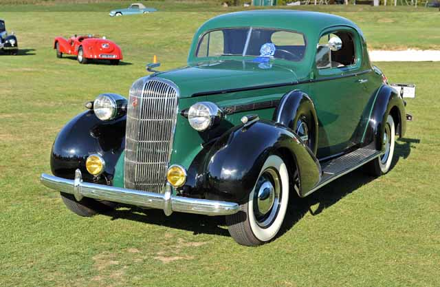 Buick Series on 1937 Buick Shafer 8