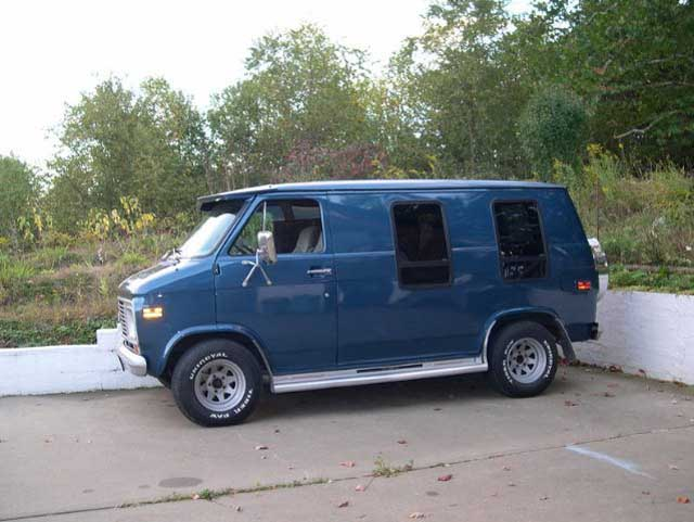 Chevy Van 1979 G10 Autos Post